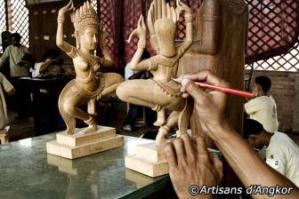 Artisans d'Angkor 4